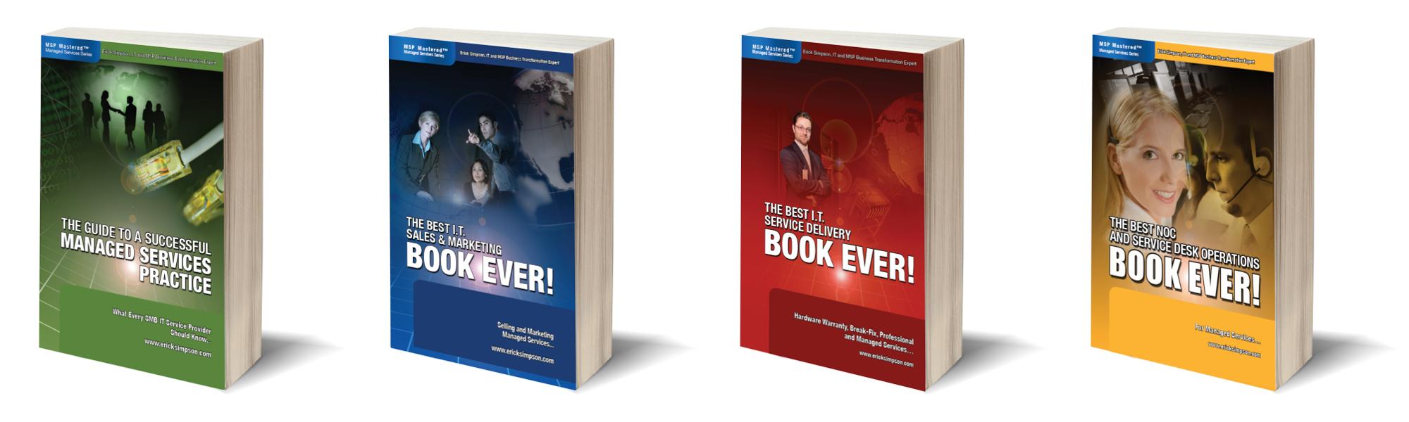 Erick Simpson's MSP Mastered™ Book Series