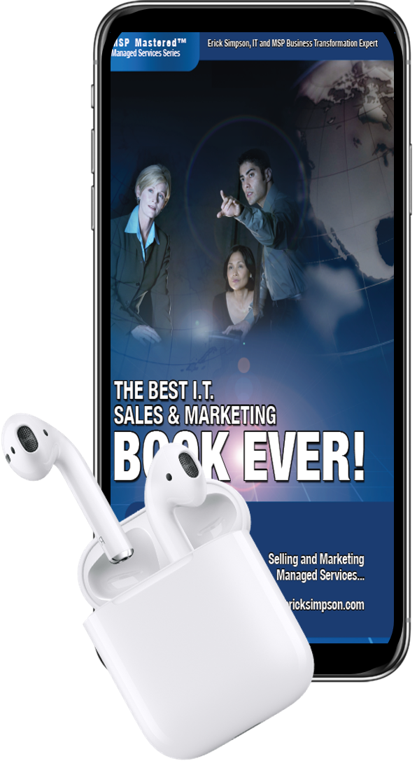 The Best I.T. Sales and Marketing BOOK EVER! Audiobook